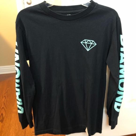 Diamond Supply Co. Shirts  37b7d575855
